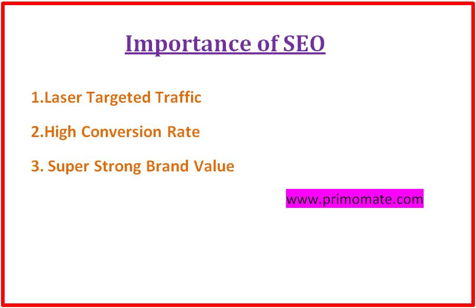 Importance of SEO-free seo course